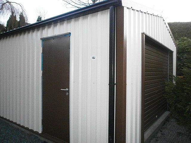 Gallery - Steel Sheds, Garages and Steel Buildings | Northern Ireland