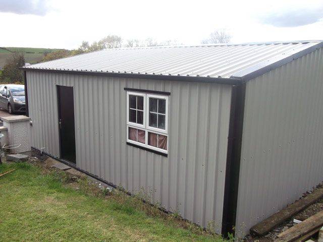Services Steel Shed Garage Roofing And Cladding